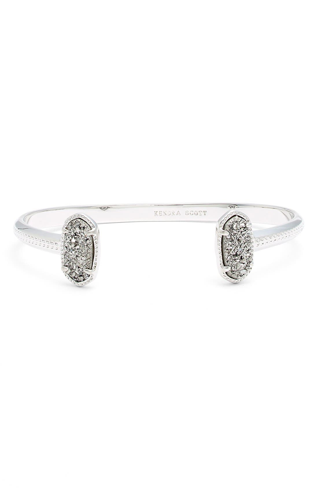 Alternate Image 1 Selected - Kendra Scott Elton Station Cuff Bracelet