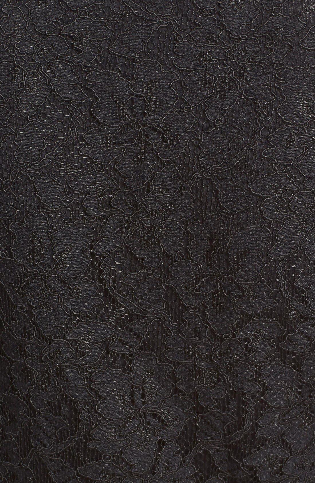 Alternate Image 3  - Diane von Furstenberg 'Marlowe' Lace Jumpsuit
