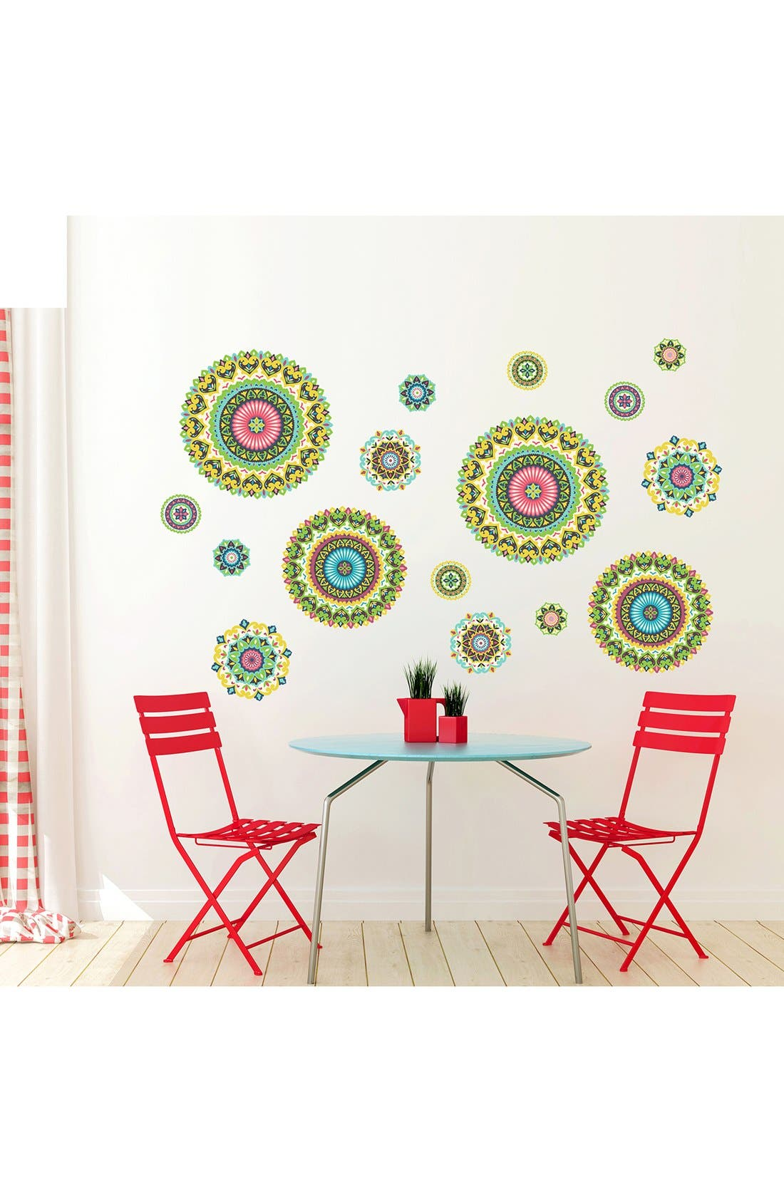 Alternate Image 2  - Wallpops 'Large Tica' Wall Art Decals
