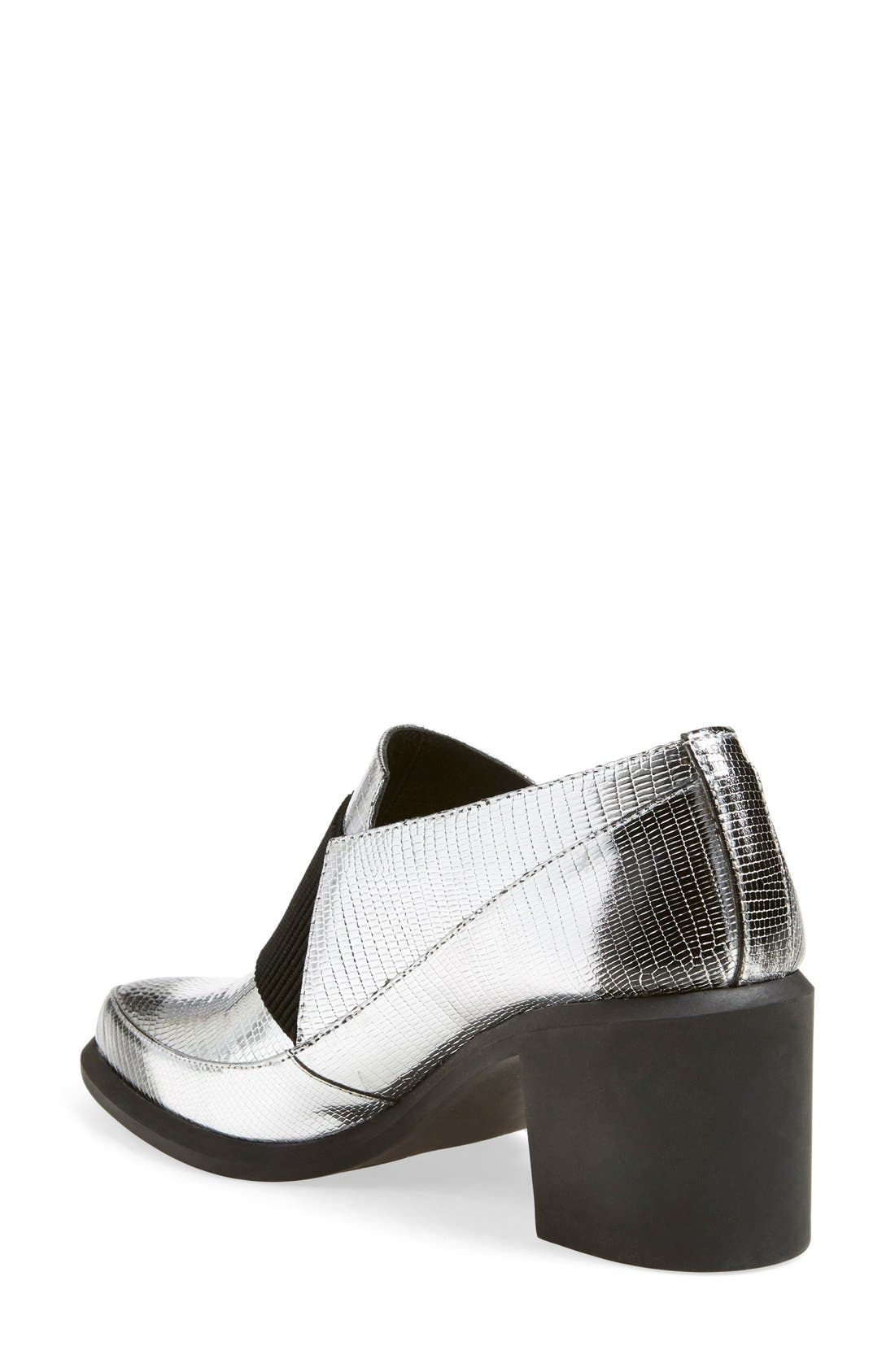 Alternate Image 2  - United Nude Collection 'Nikki' Pointy Toe Oxford (Women)