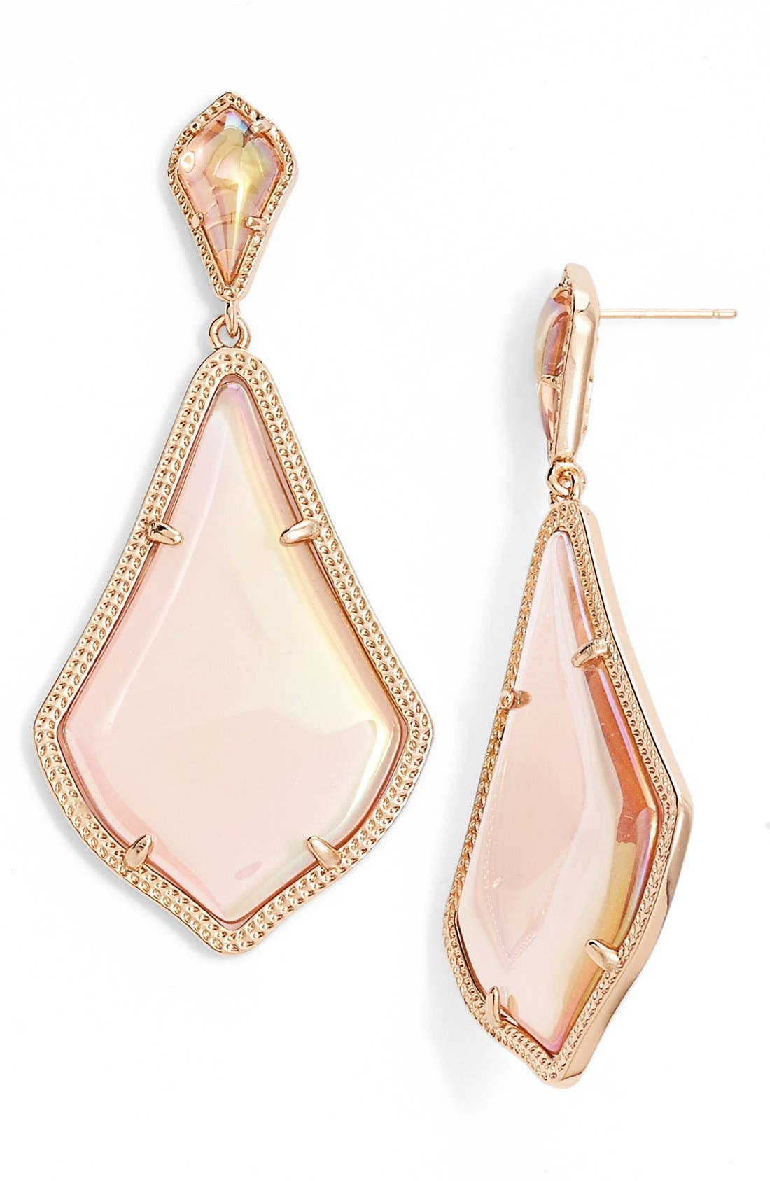Alternate Image 1 Selected - Kendra Scott 'Mystic Bazaar - Alexis' Drop Earrings