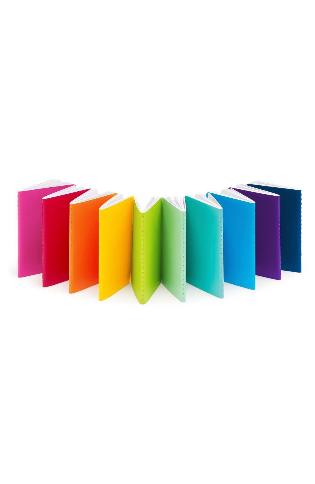 Alternate Image 4  - poppin Mini Medley of Soft Cover Notebooks (Set of 10)