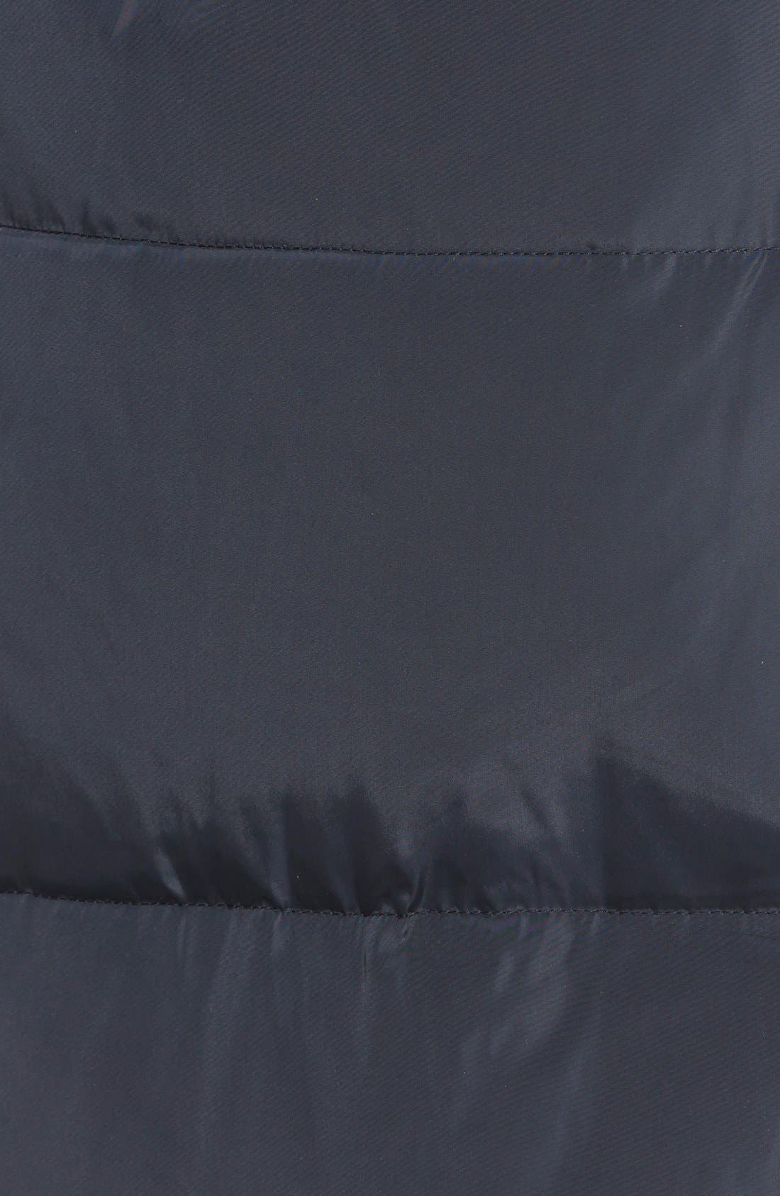 Alternate Image 4  - MICHAEL Michael Kors Faux Fur Trim Belted Down & Feather Fill Parka