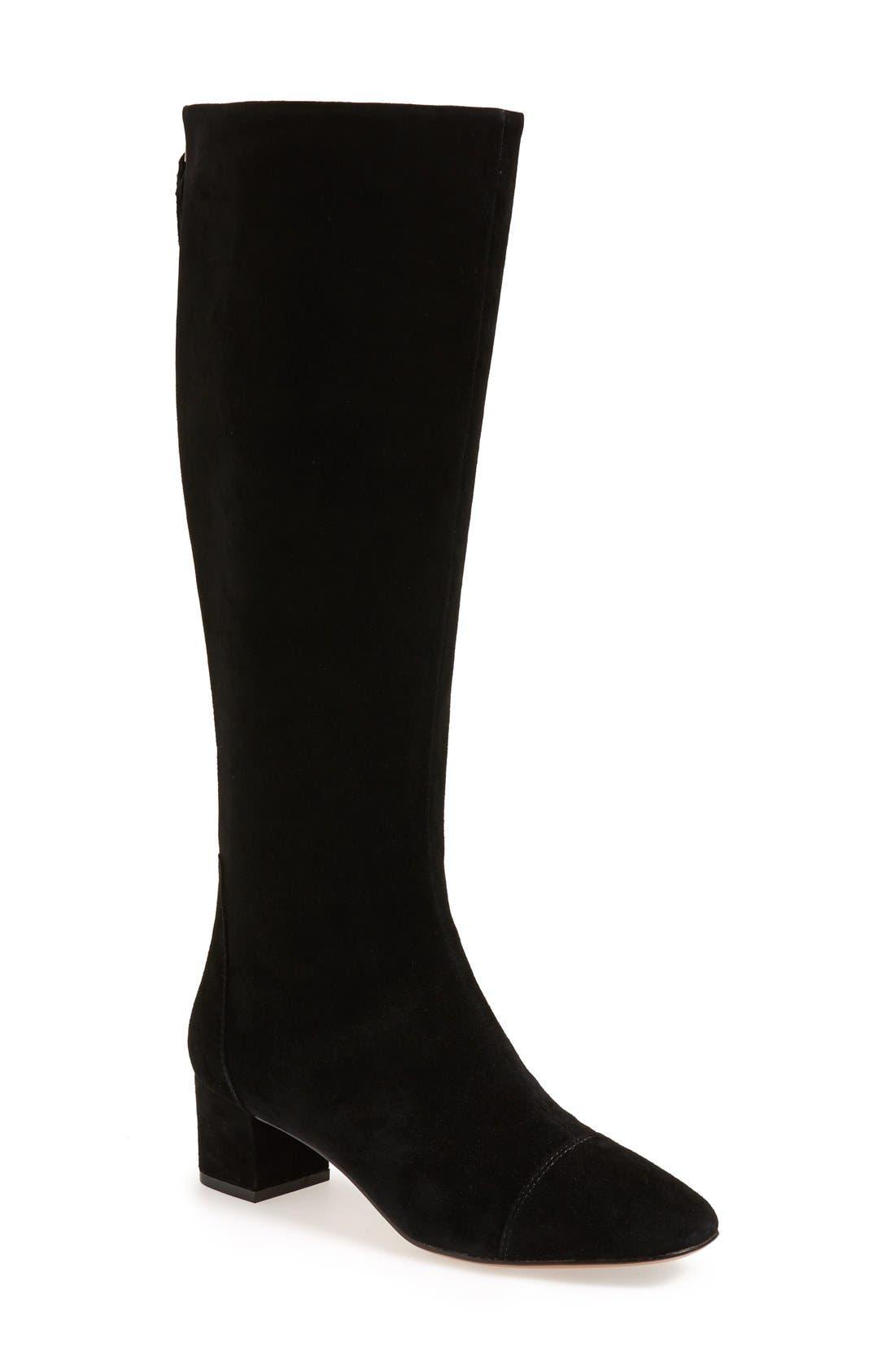 Alternate Image 1 Selected - Nine West 'Anatola' Tall Boot (Women)