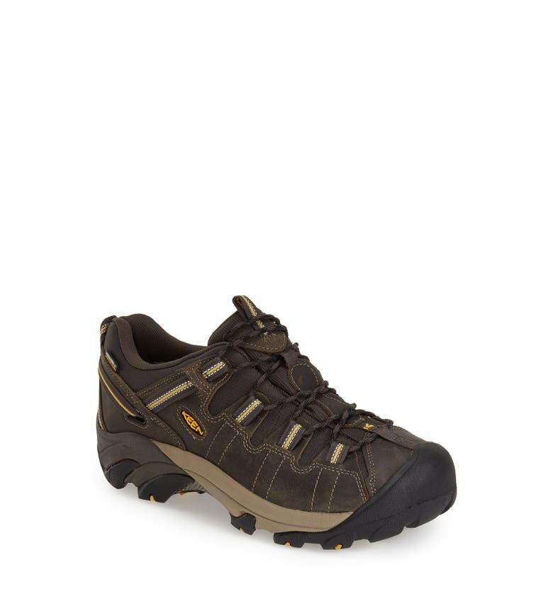 Keen Men S Targhee Ii Waterproof Hiking Shoe