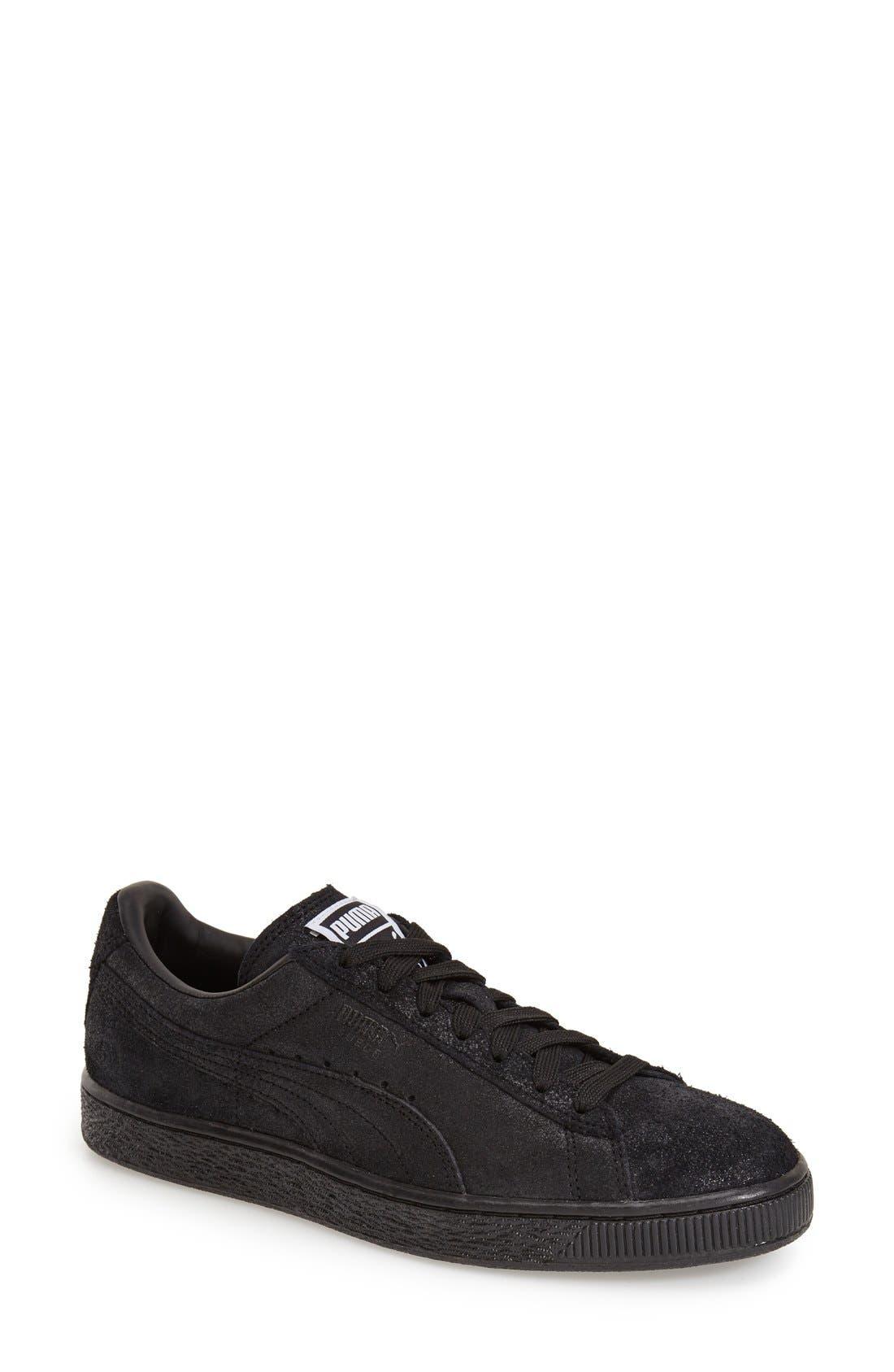 Alternate Image 1 Selected - PUMA 'Suede Classic' Sneaker (Women)