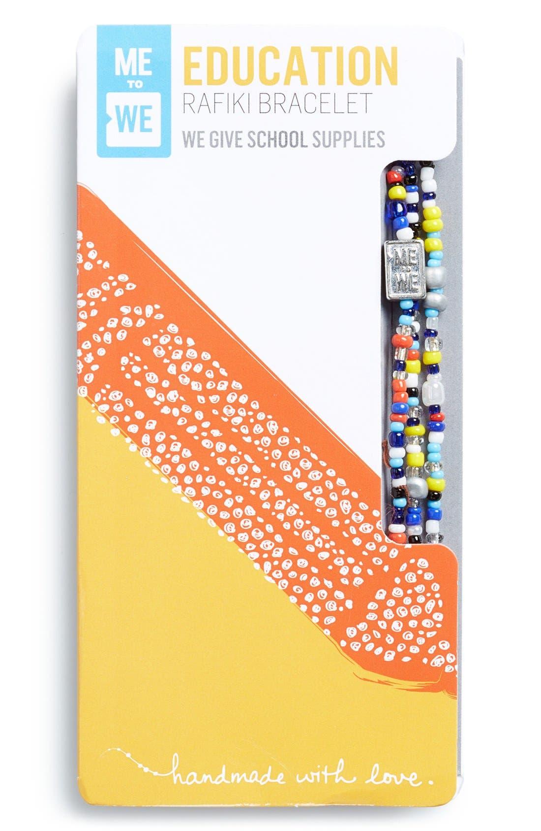 Alternate Image 2  - Me to We 'Rafiki - Education' Bracelet