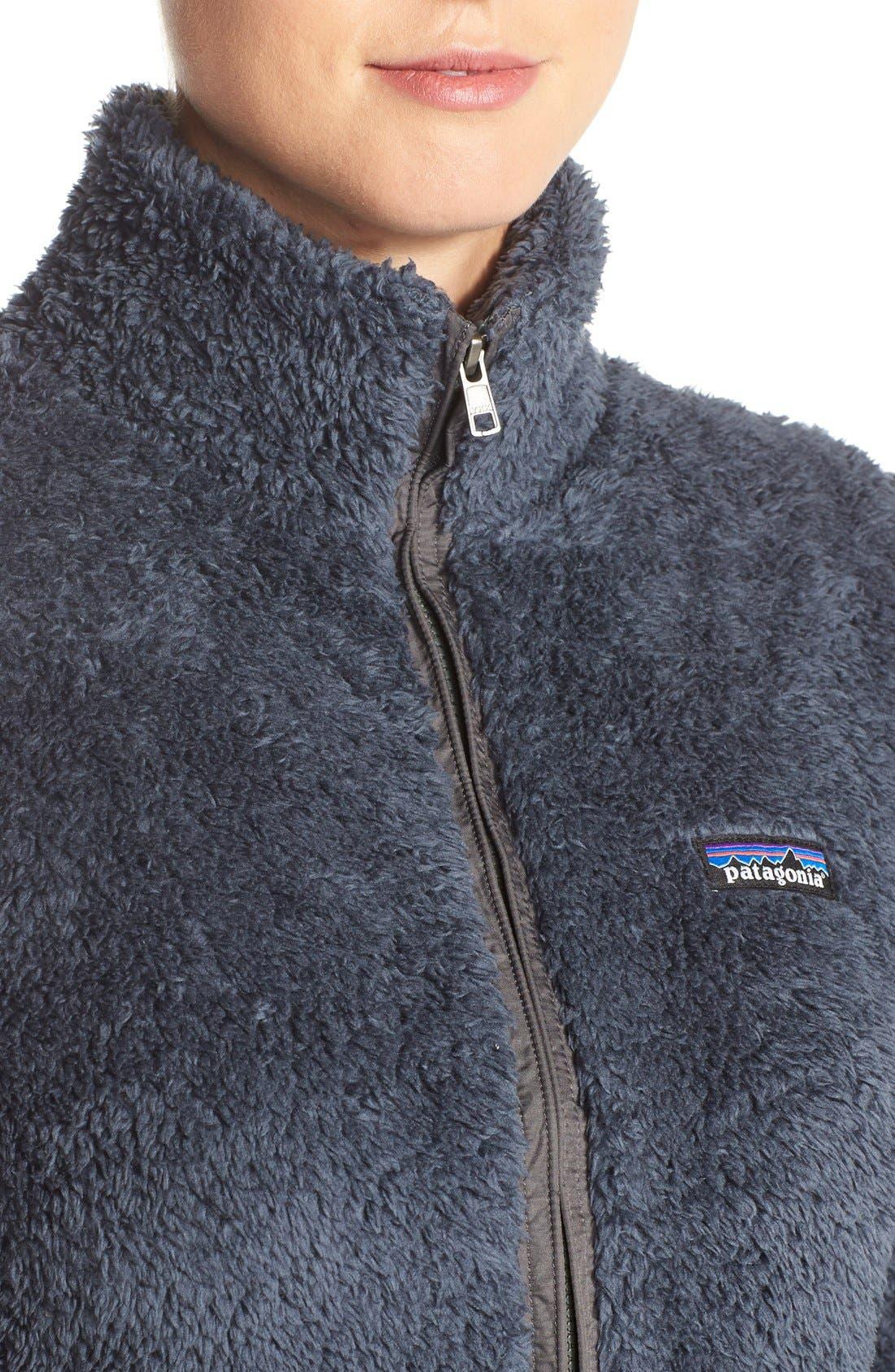 Alternate Image 4  - Patagonia 'Los Gatos' Water Resistant Fleece Jacket