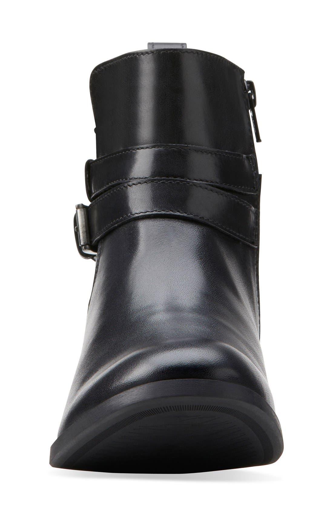Alternate Image 3  - Clarks® 'Pita Austin' WaterproofAnkle Boot (Women)