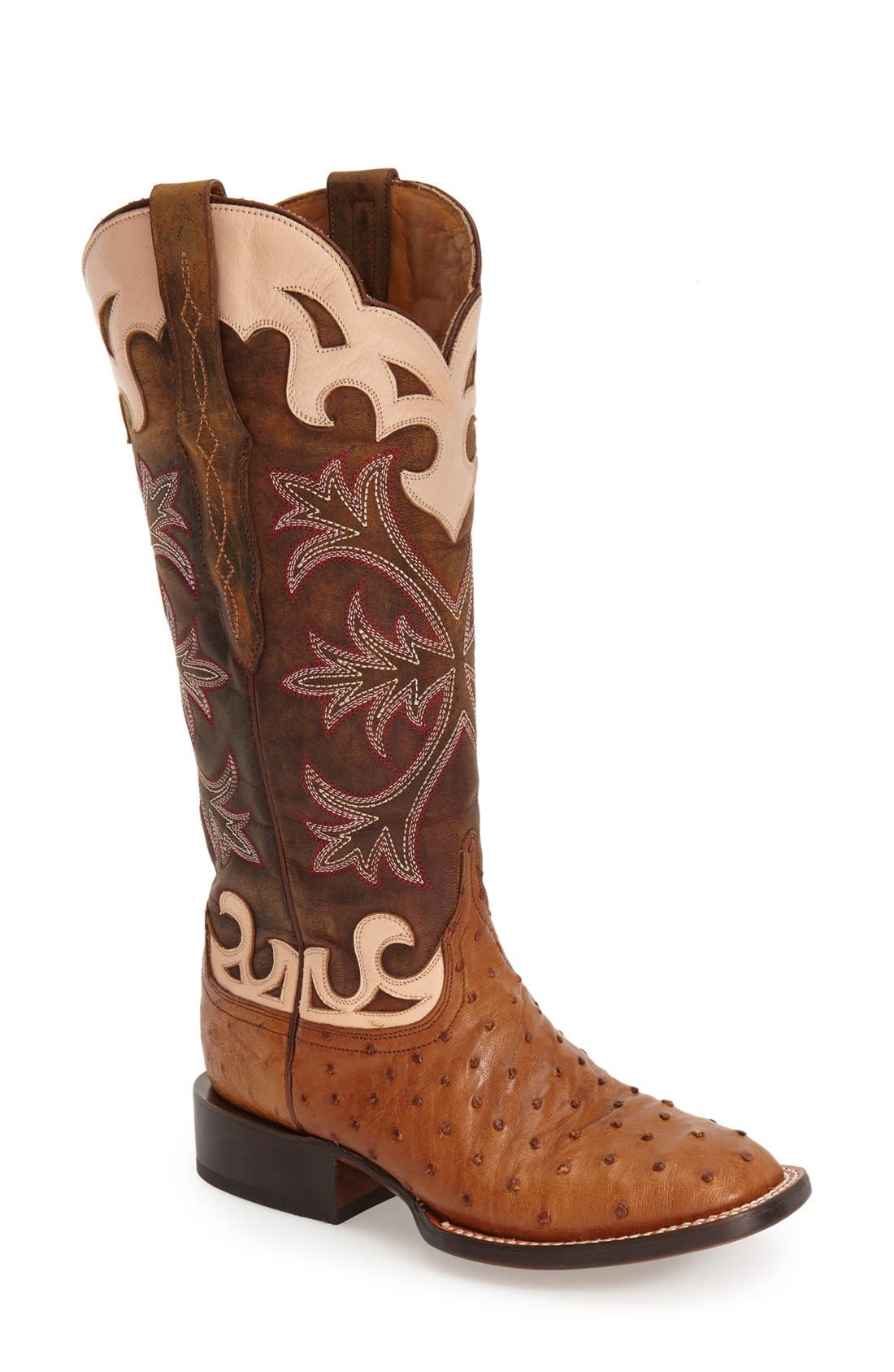 Alternate Image 1 Selected - Lucchese'Sienna' Western Boot (Women)