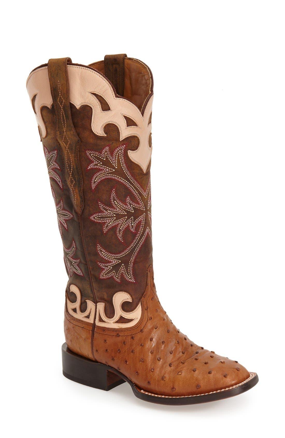 Main Image - Lucchese'Sienna' Western Boot (Women)