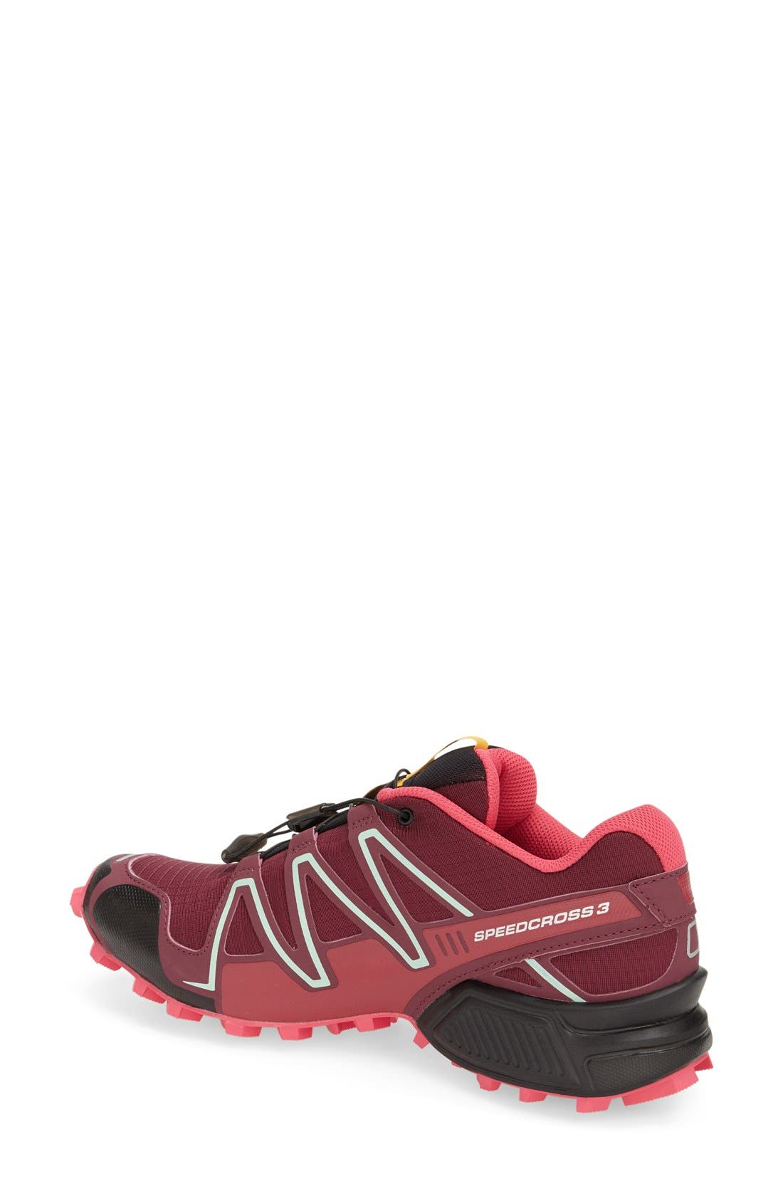 Alternate Image 2  - Salomon 'Speedcross 3' Water Resistant Trail Running Shoe