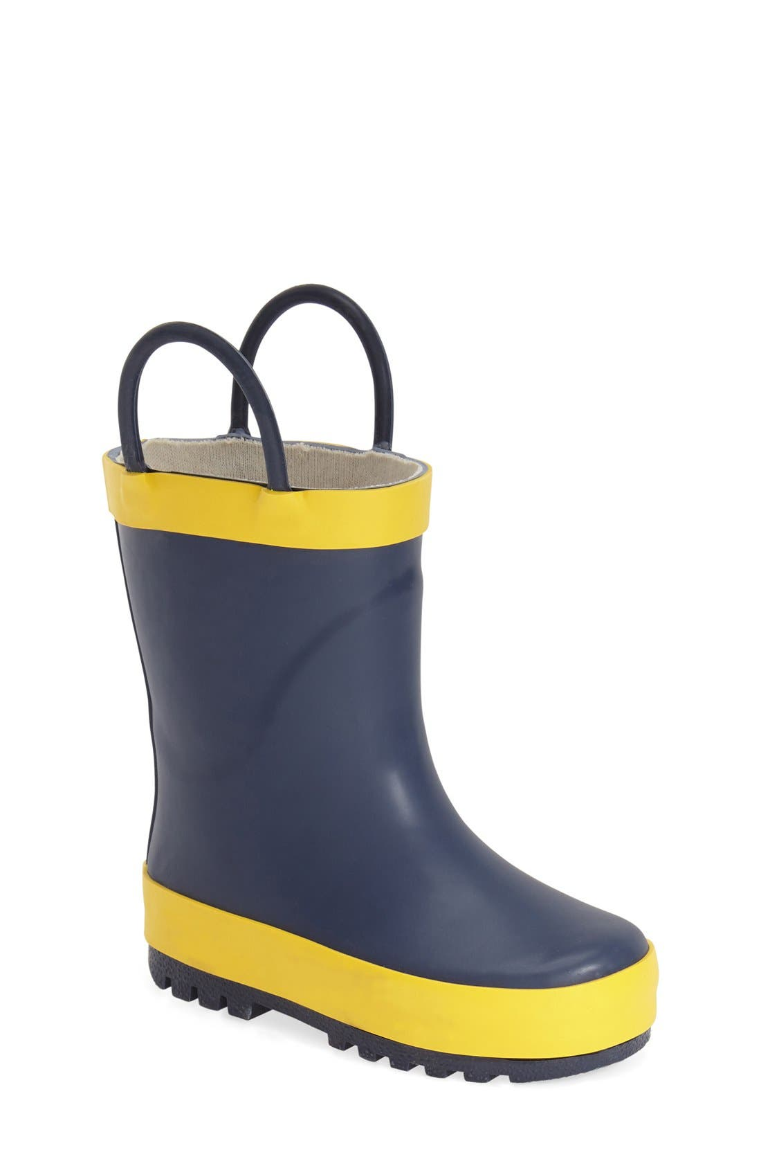 Tucker + Tate 'Puddle' Rain Boot (Walker & Toddler)