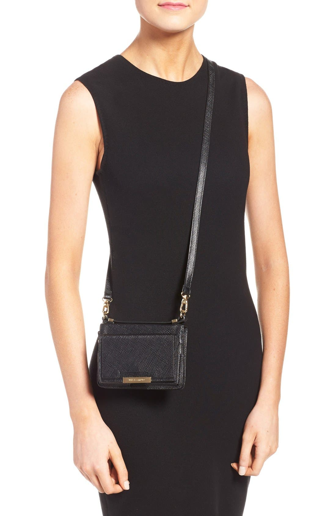 Alternate Image 2  - Vince Camuto 'Small Mila' Crossbody Bag