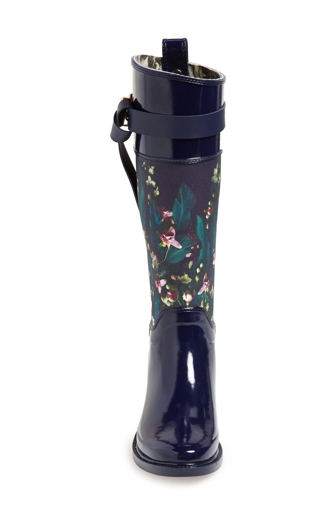 Alternate Image 3  - Ted Baker London 'Hampto' Waterproof Rain Boot (Women)