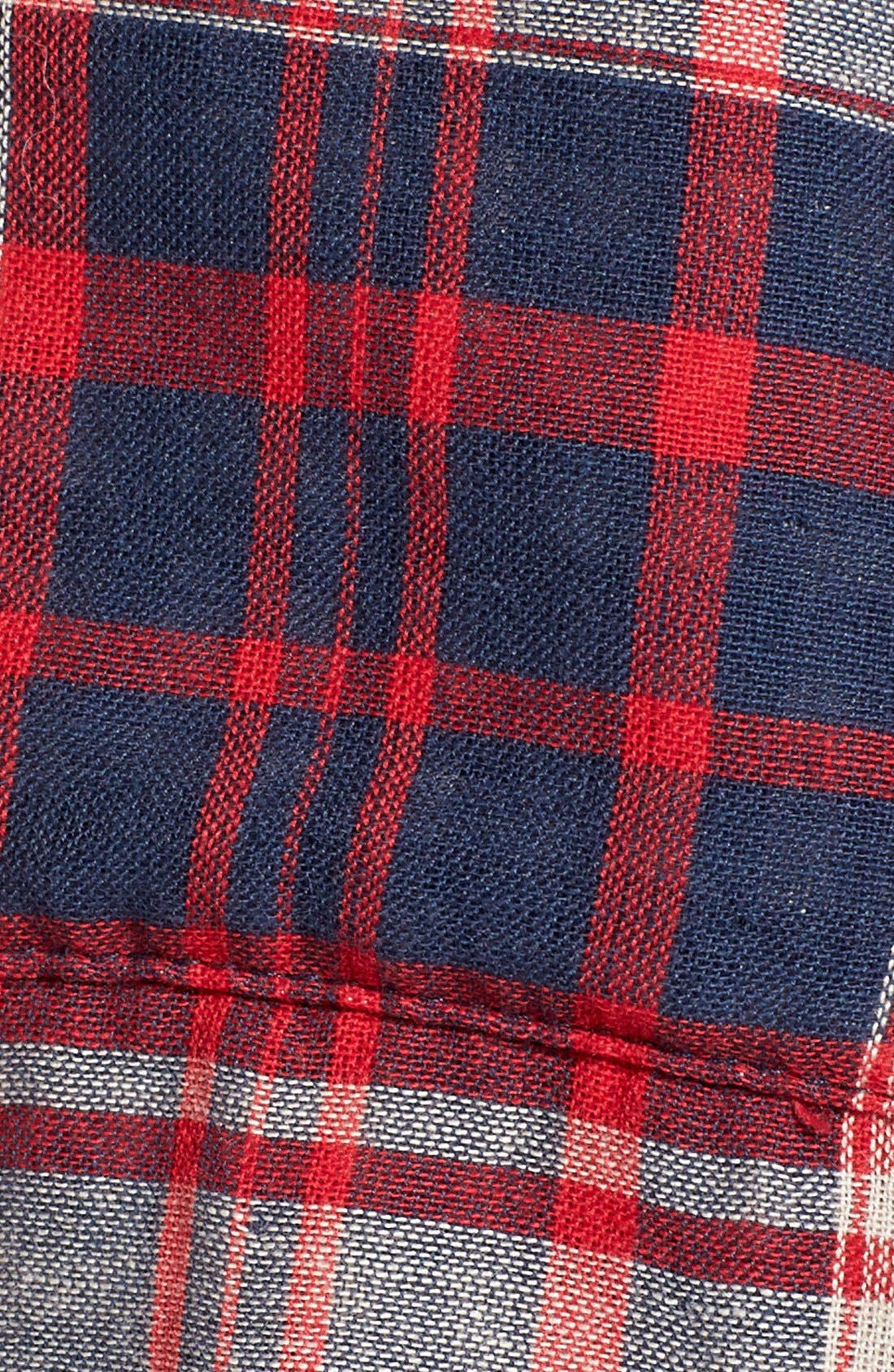 Alternate Image 5  - Splendid 'Hunter' Plaid Shirt