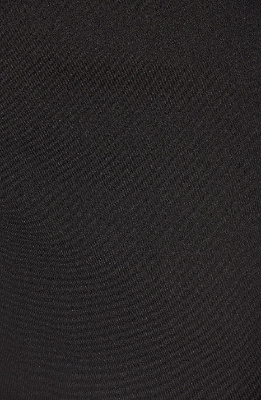 Alternate Image 5  - Classiques Entier® Zip Back Ponte Pencil Skirt
