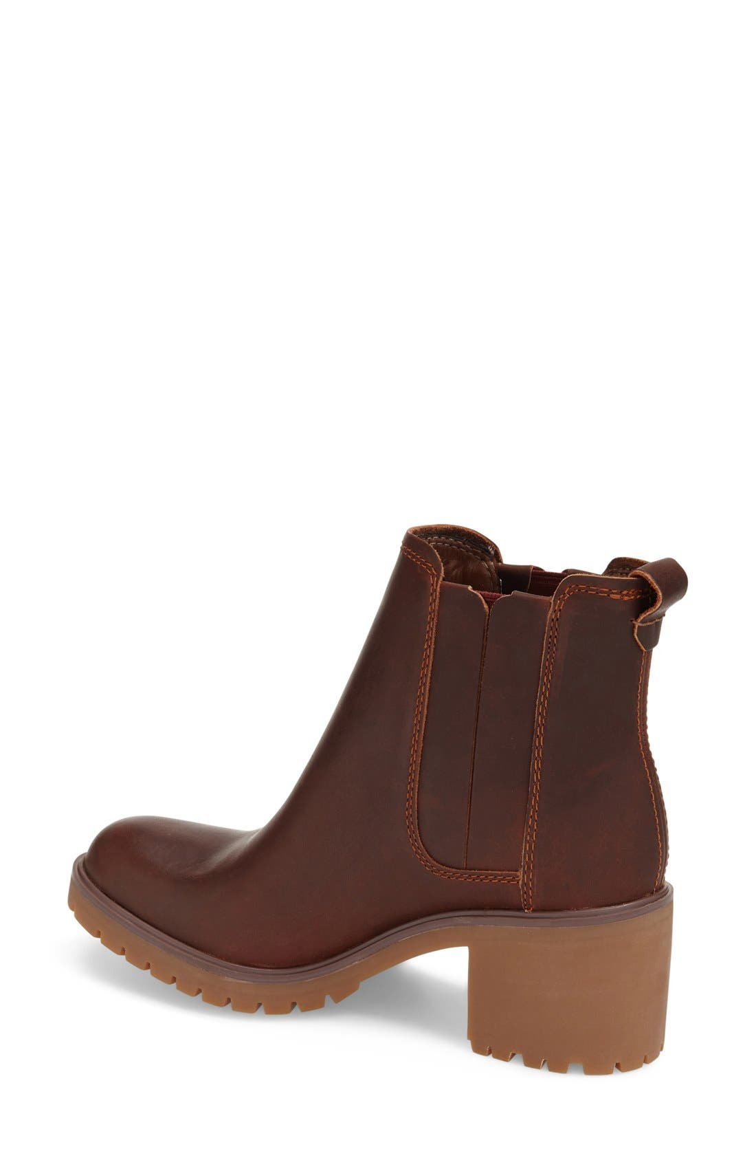 Alternate Image 2  - Timberland 'Avery' Chelsea Boot (Women)