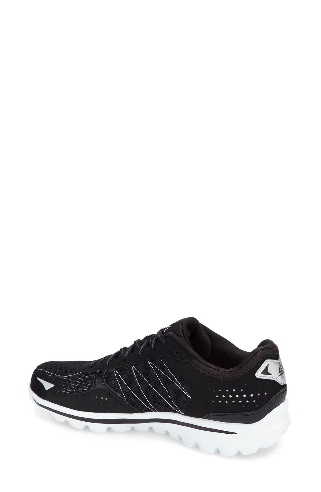 Alternate Image 2  - SKECHERS 'GOwalk 2 - Flash' Sneaker (Women)
