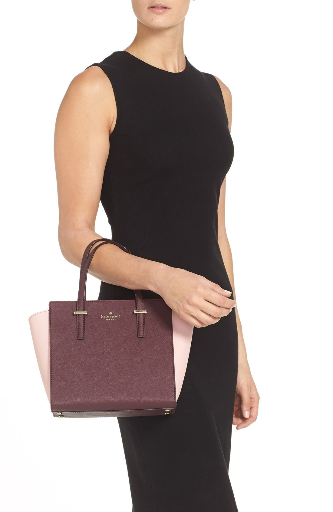Alternate Image 2  - kate spade new york 'cedar street - small hayden' leather satchel