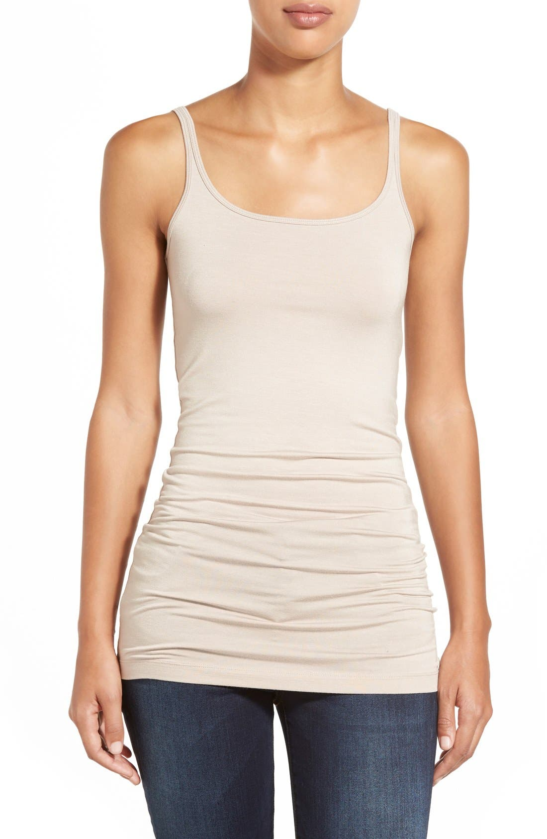 Halogen® Long Layering Tank (Regular & Petite)