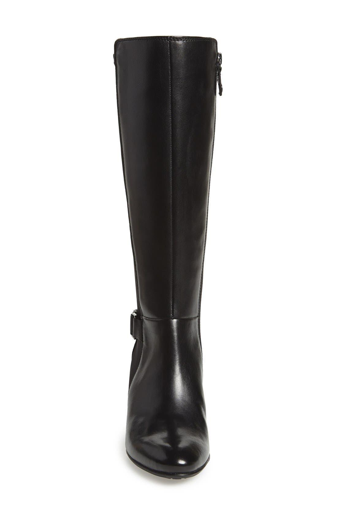 Alternate Image 3  - Geox'Venere' Tall Wedge Boot (Women)