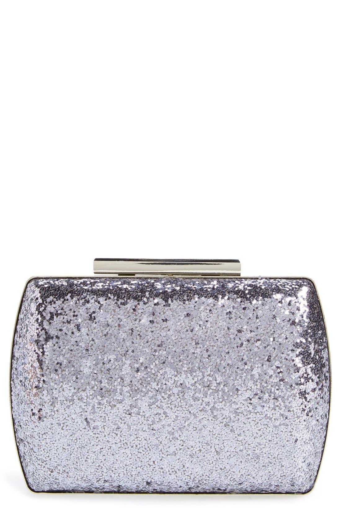 Main Image - Glint Glitter Minaudiere
