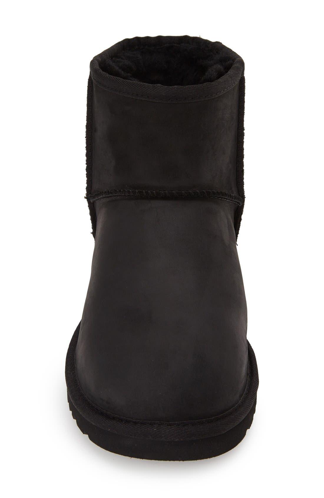 Alternate Image 3  - UGG® Classic Mini Boot (Women)