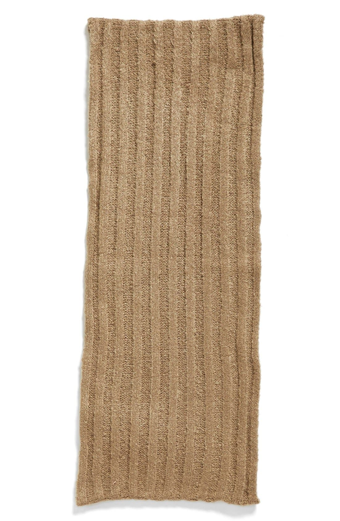 Alternate Image 2  - BP. Ribbed Cable Knit Infinity Scarf