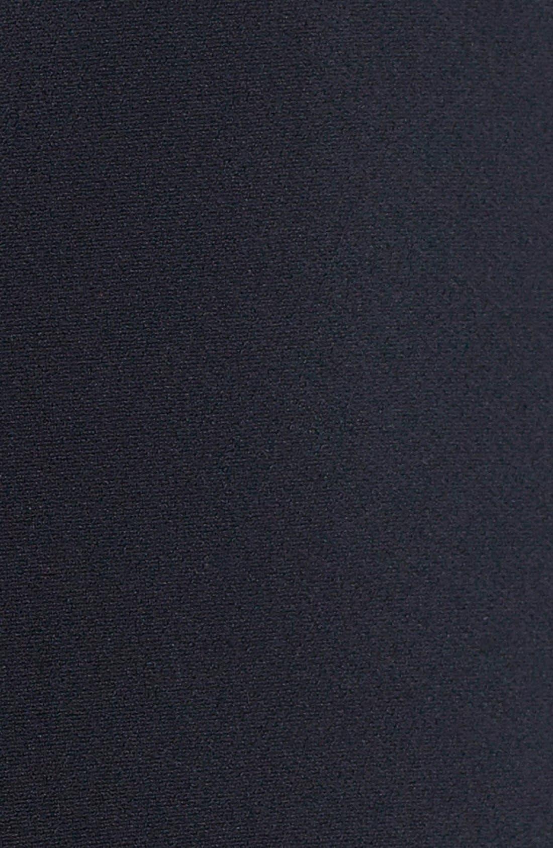 Alternate Image 3  - Dolce&Gabbana V-Neck Cady Sheath Dress