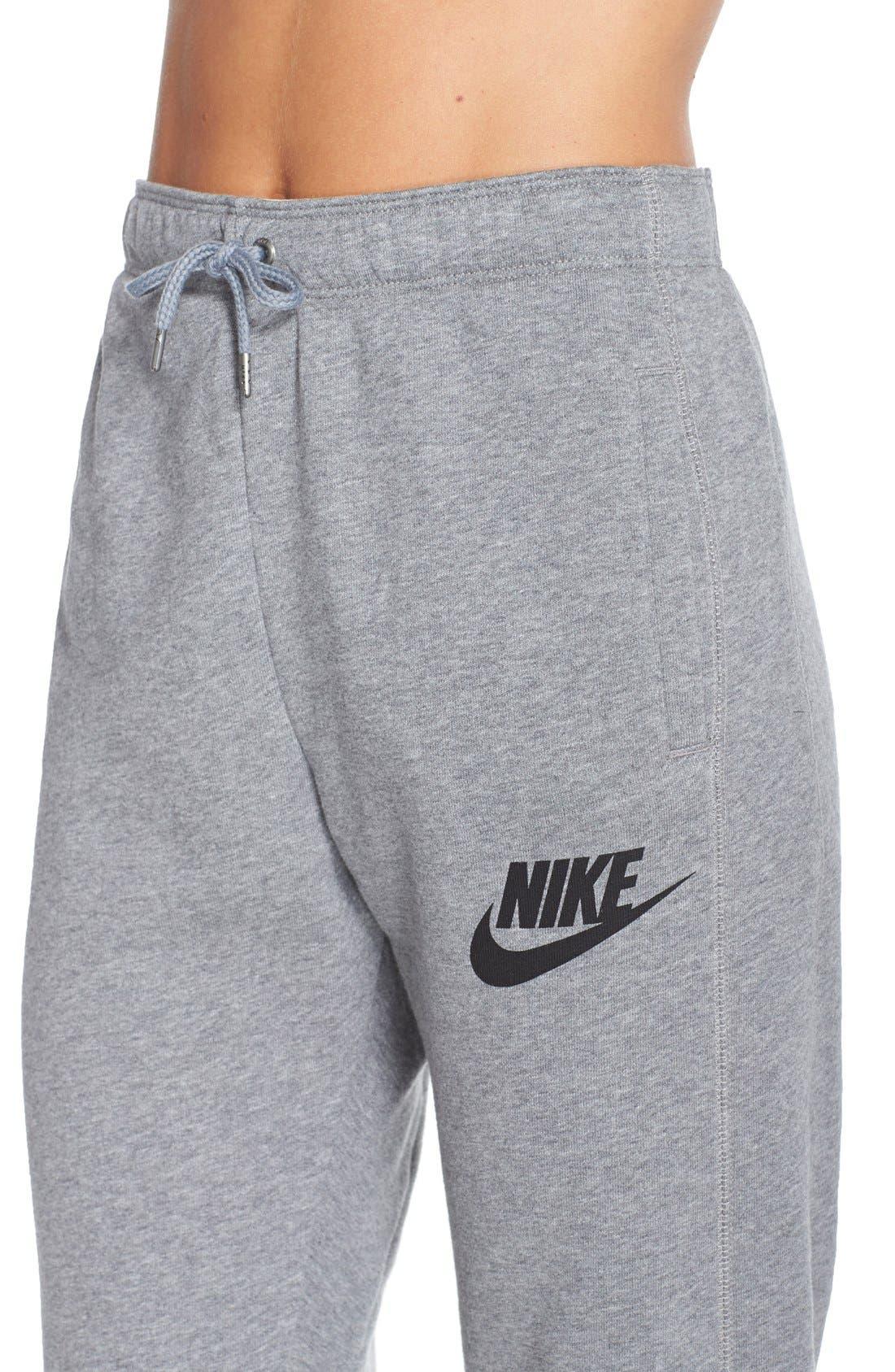 Alternate Image 4  - Nike 'Rally' Jogger Sweatpants
