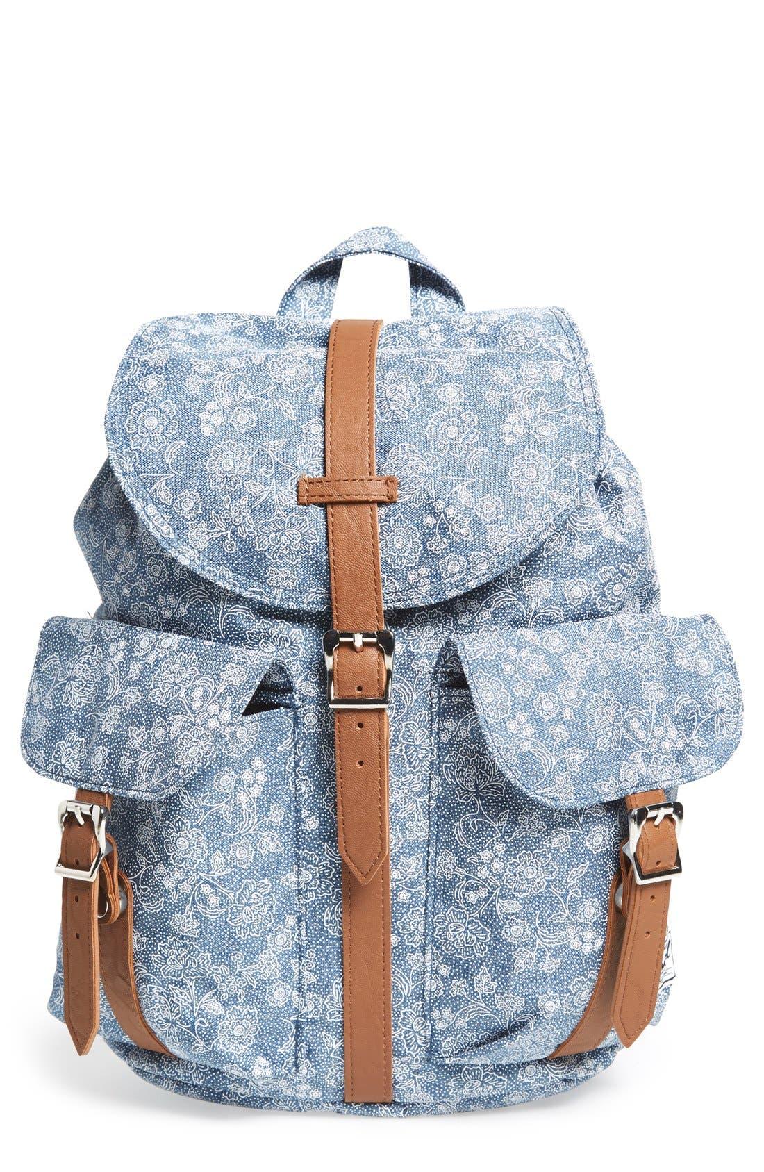 Main Image - Herschel Supply Co 'Dawson - Floral' Backpack