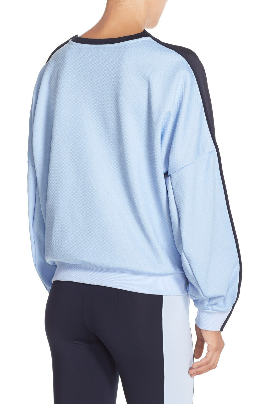 Alternate Image 2  - adidas Originals 'Helsinki' Crewneck Sweatshirt