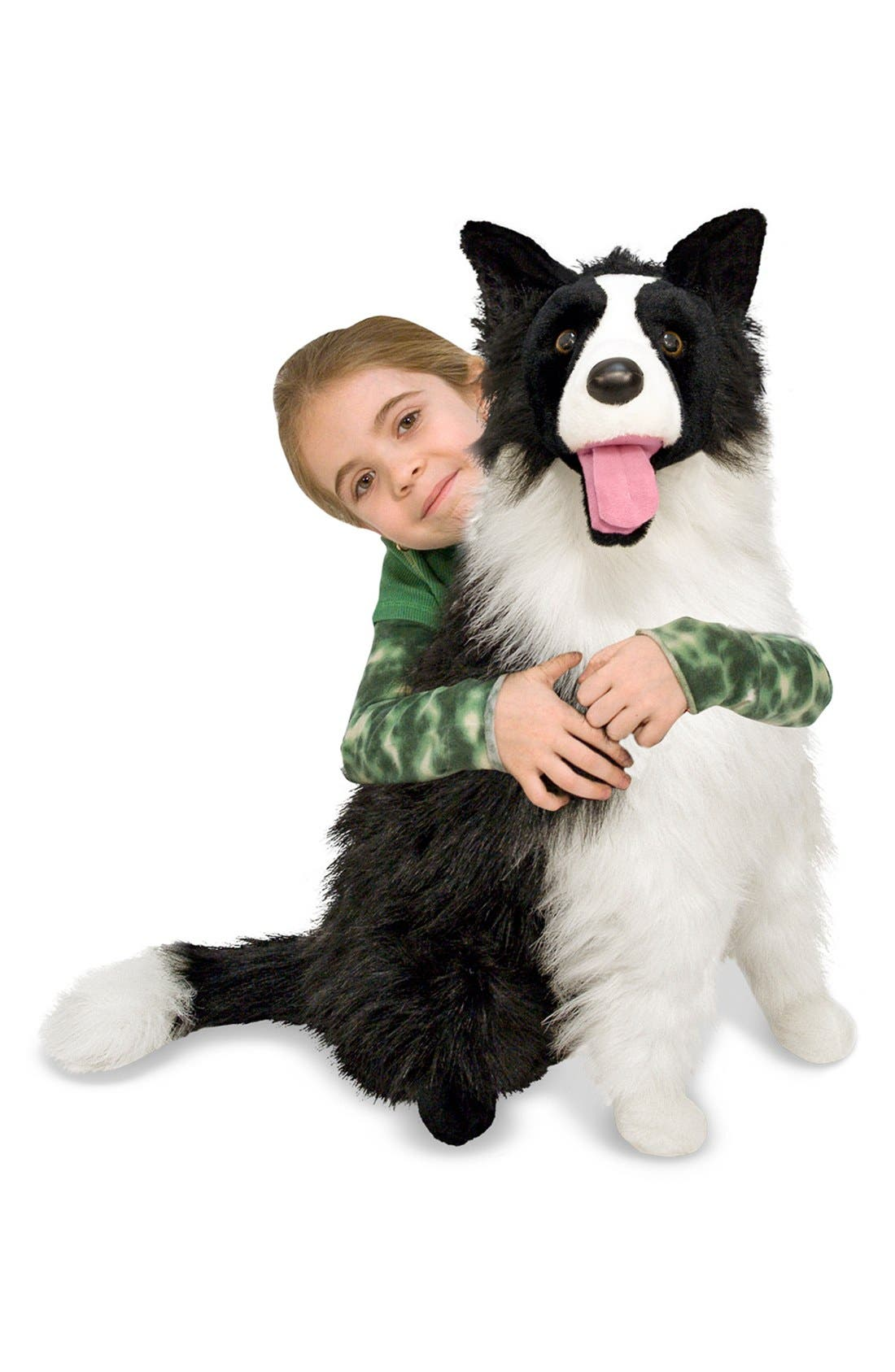Melissa & Doug Oversized Border Collie