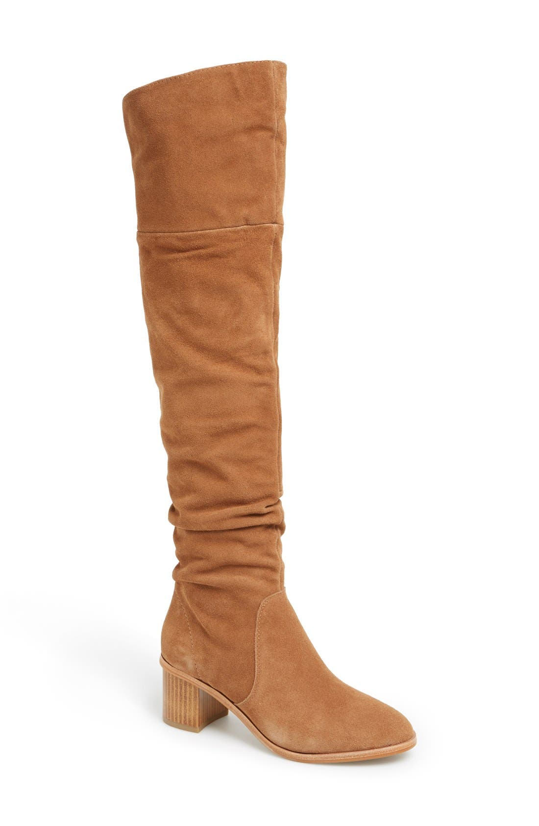 Alternate Image 1 Selected - French Connection 'Clementina' Over the Knee Boot (Women)