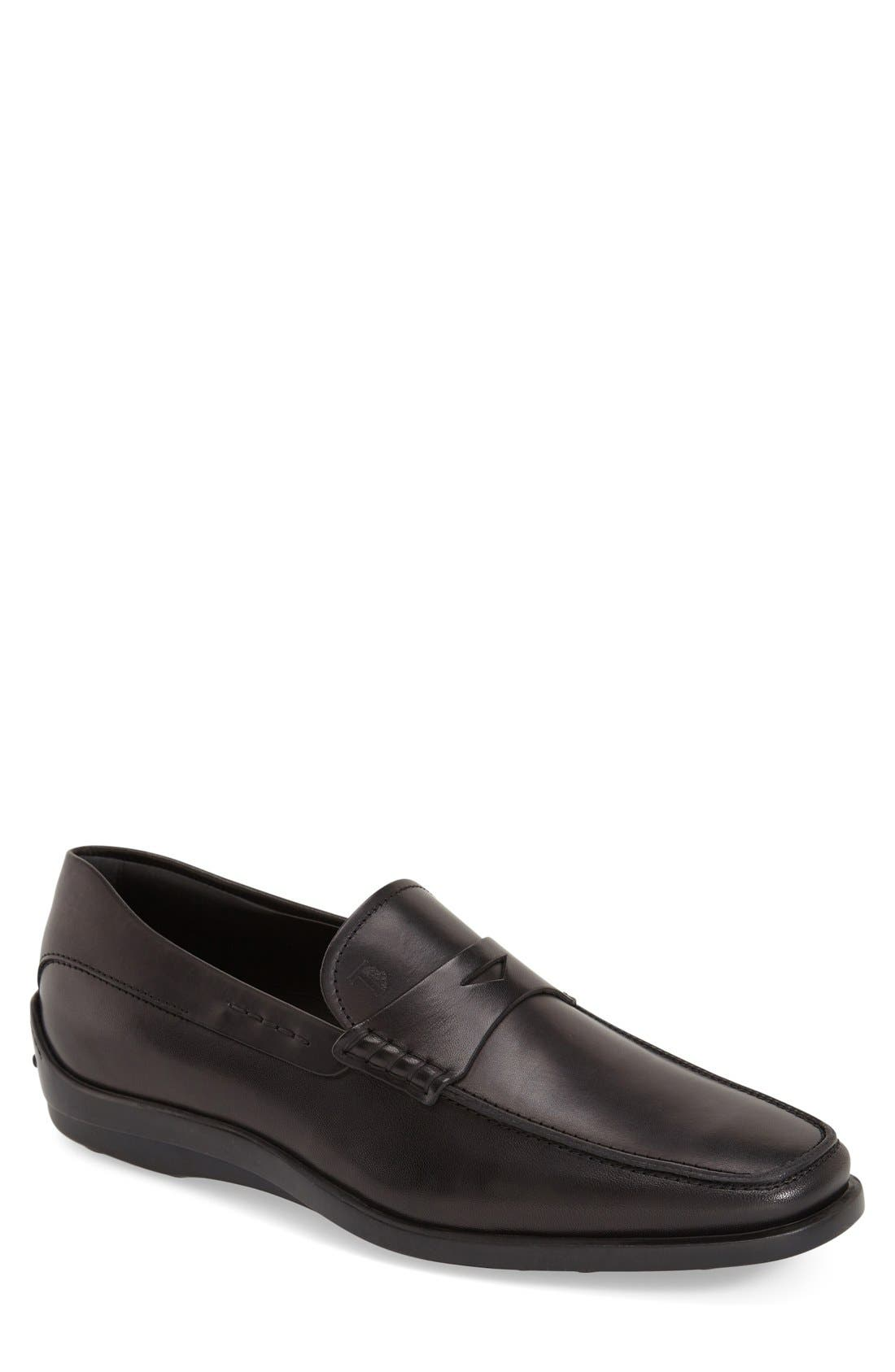 Alternate Image 1 Selected - Tod's 'Quinn' Penny Loafer
