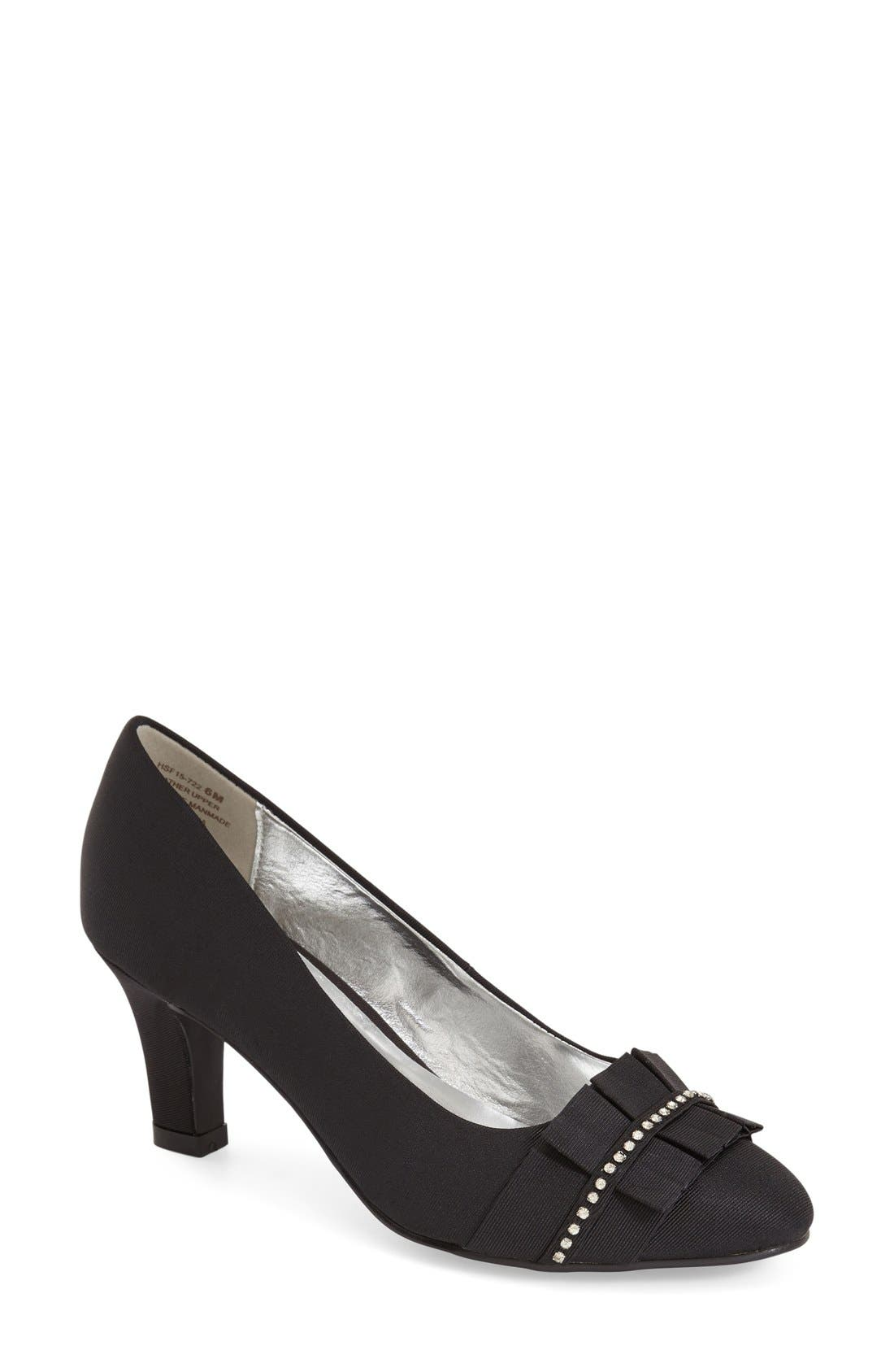 David Tate 'Stardust' Jewel Pump (Women)