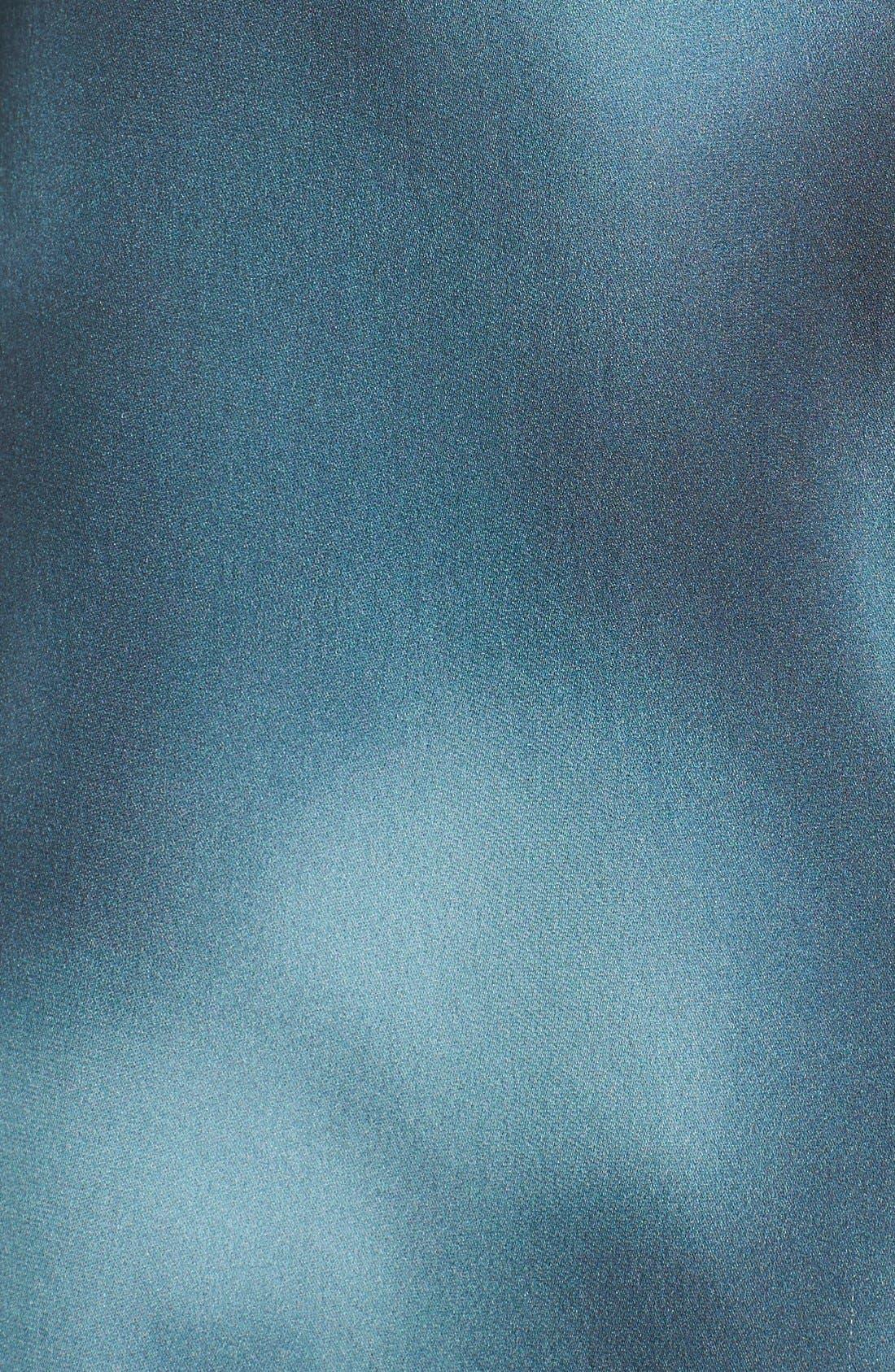 Alternate Image 5  - Elie Tahari 'Dot' Print Sleeveless Silk Georgette Blouse