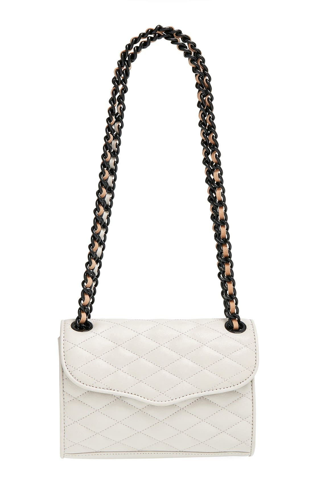 Alternate Image 1 Selected - Rebecca Minkoff 'Quilted Mini Affair' Convertible Crossbody Bag