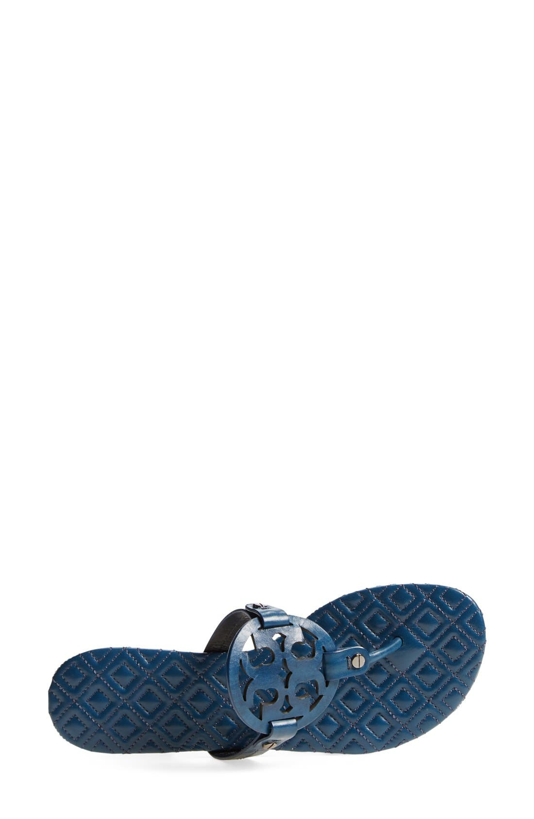 Alternate Image 3  - Tory Burch 'Miller' Quilted Sandal (Women)
