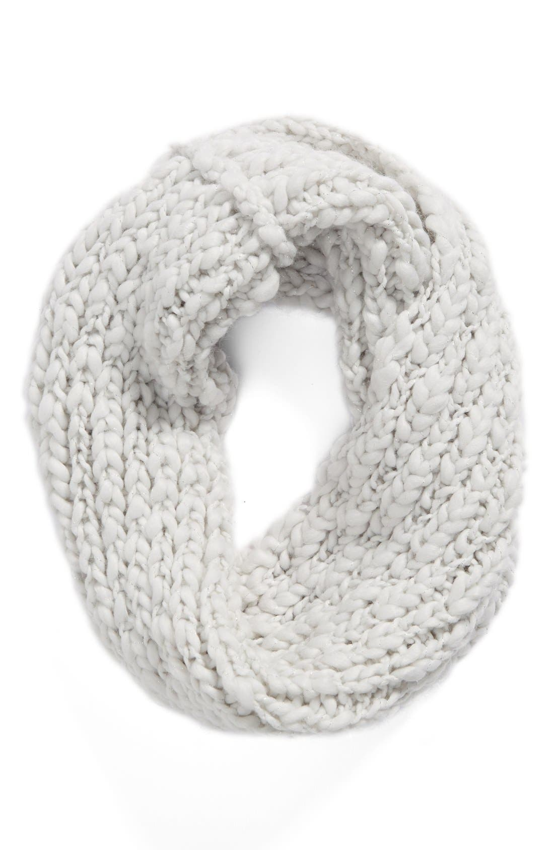 Alternate Image 1 Selected - Collection XIIX 'Roving Yarn' Twisted Cowl Scarf