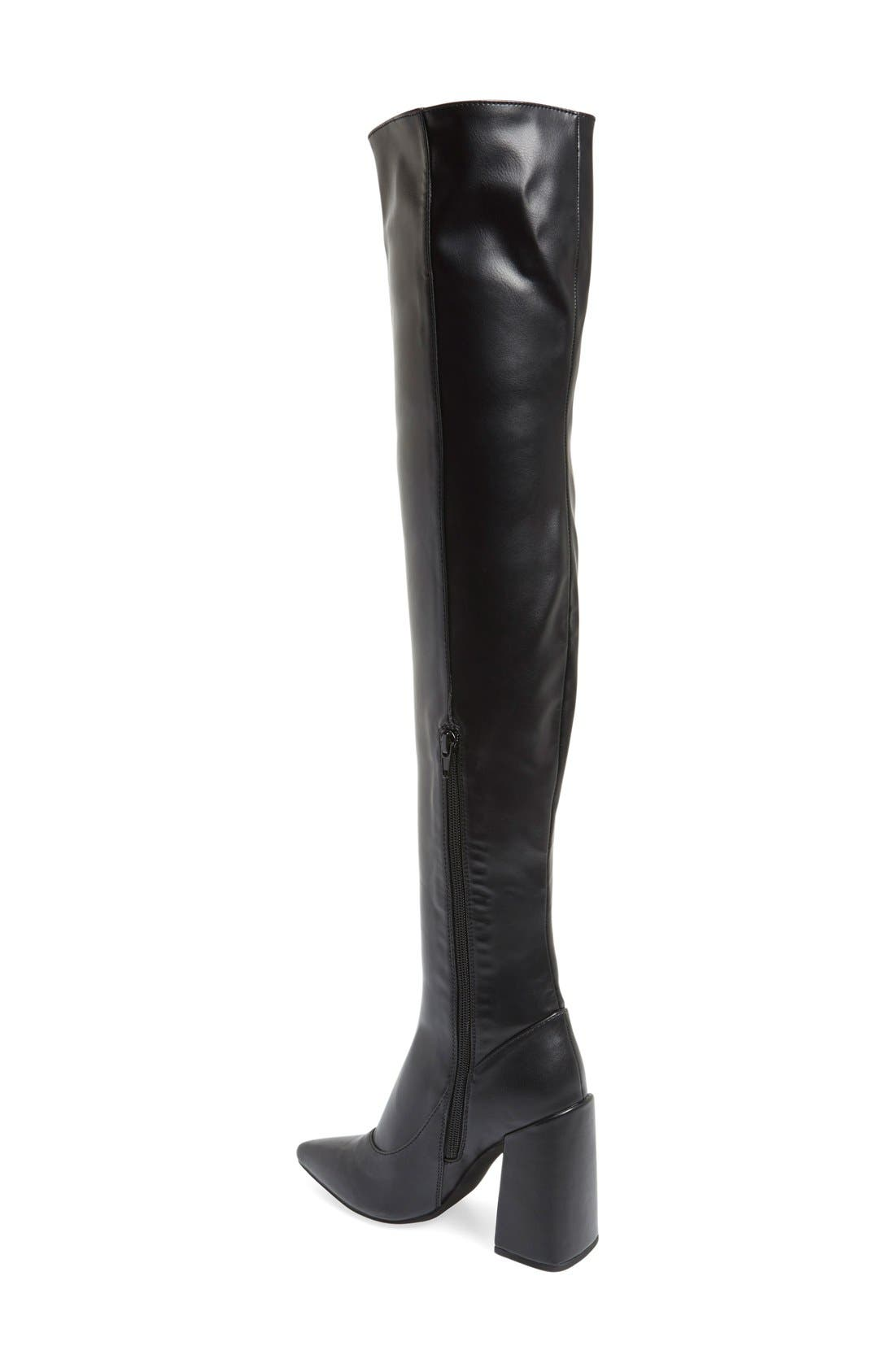 Alternate Image 2  - Jeffrey Campbell 'Ransom' Over the Knee Boot (Women)