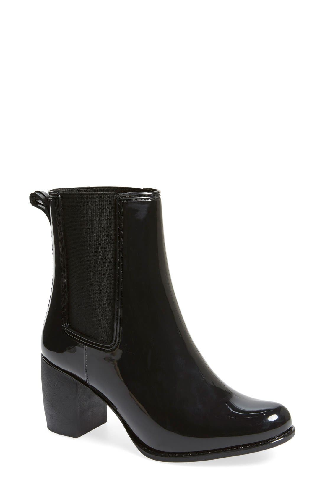 Alternate Image 1 Selected - Jeffrey Campbell 'Clima' Chelsea Rain Boot (Women)