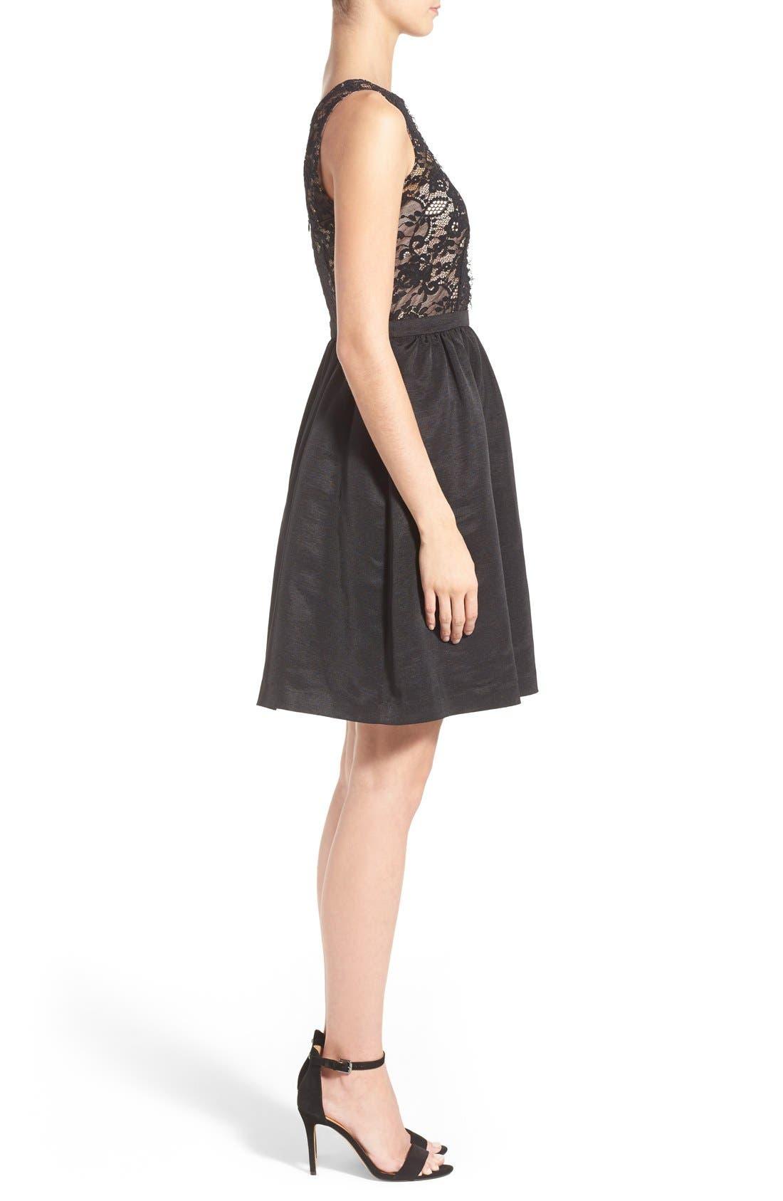Alternate Image 3  - Ivanka Trump Lace Dress