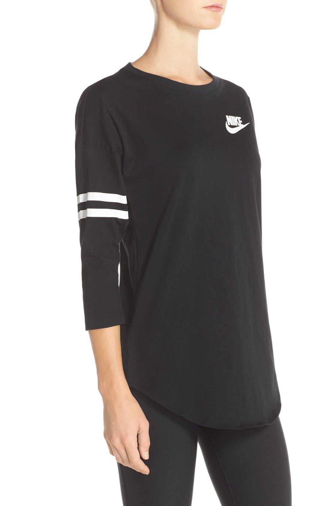 Alternate Image 3  - Nike 'Just Do It Spirit' Top