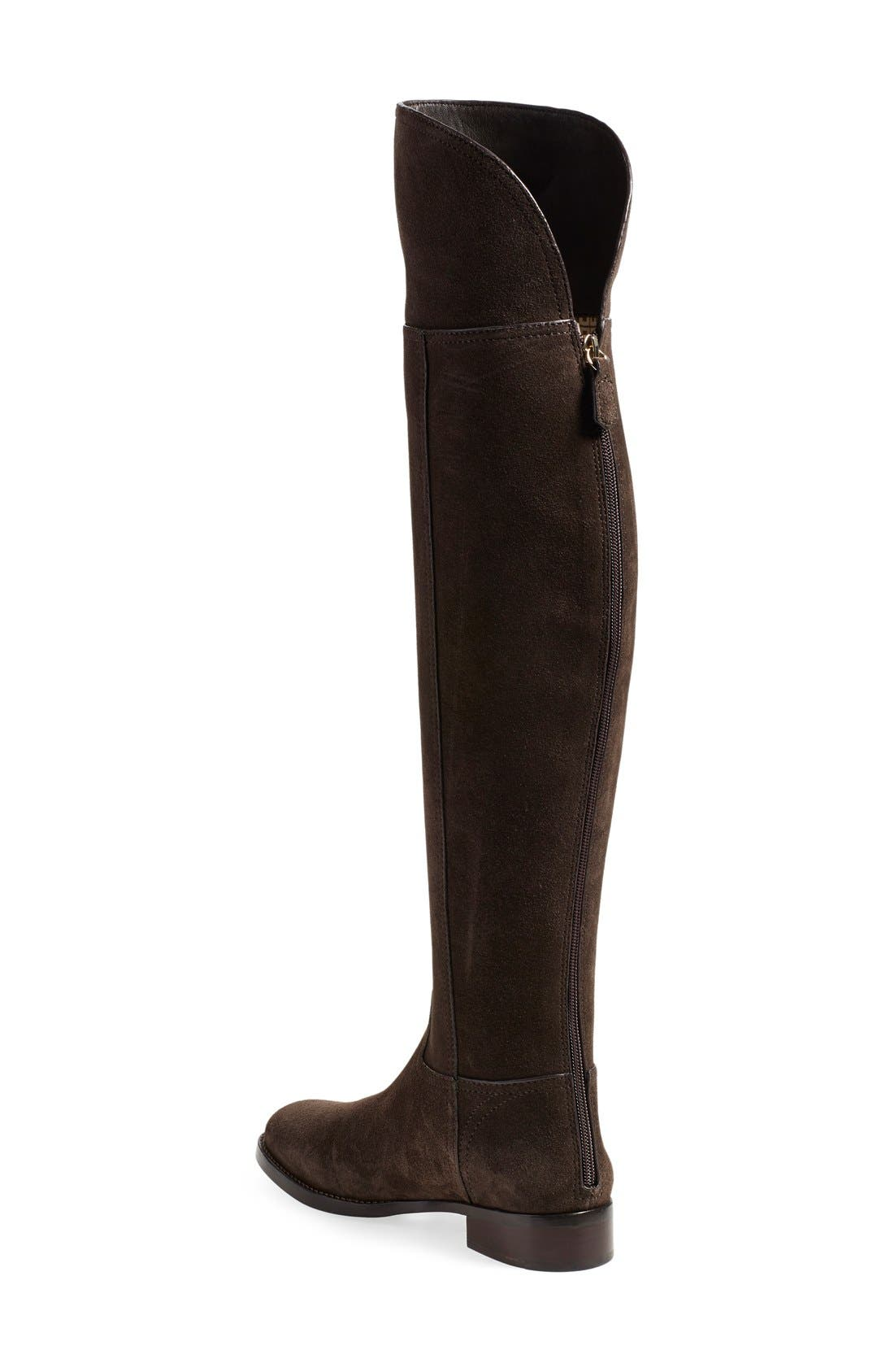 Alternate Image 2  - Tory Burch 'Simone' Over the Knee Boot (Women)