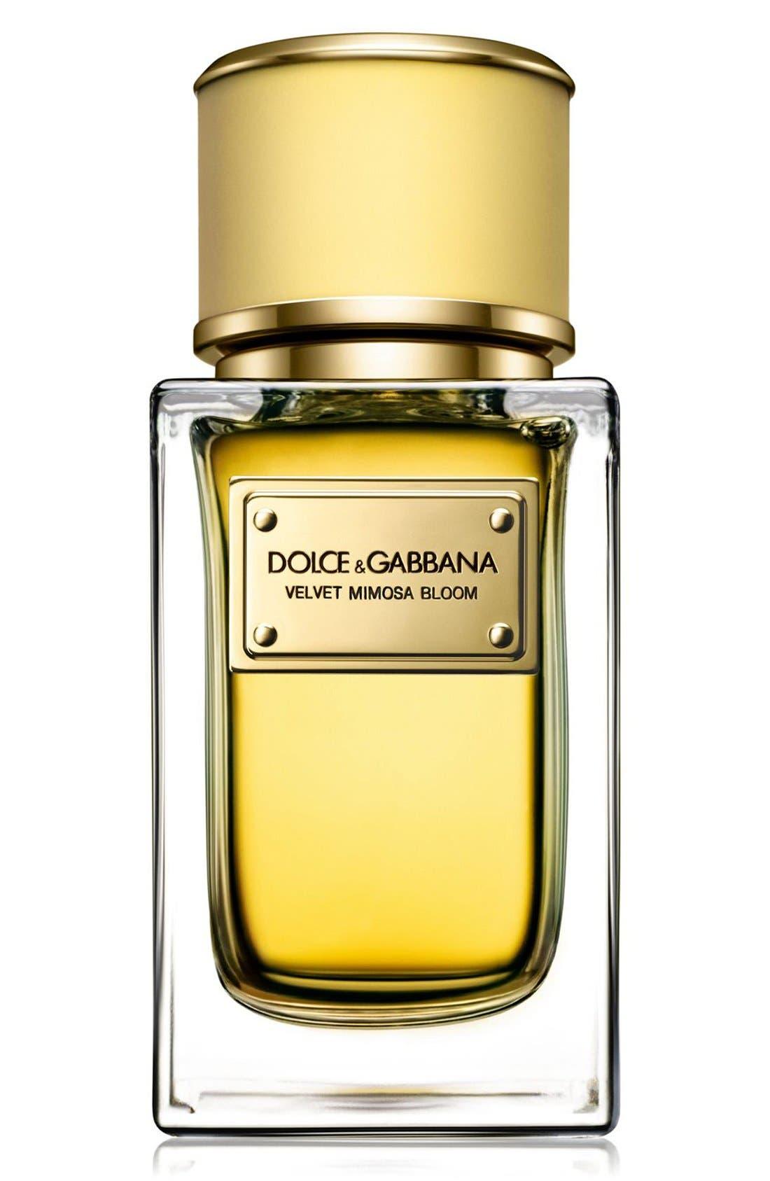 Dolce&Gabbana Beauty 'Velvet Mimosa Bloom' Eau de Parfum
