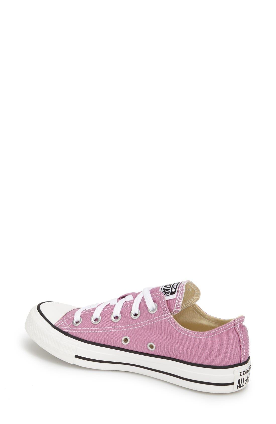 Alternate Image 2  - Converse Chuck Taylor® All Star® 'Ox' Low Top Sneaker (Women)