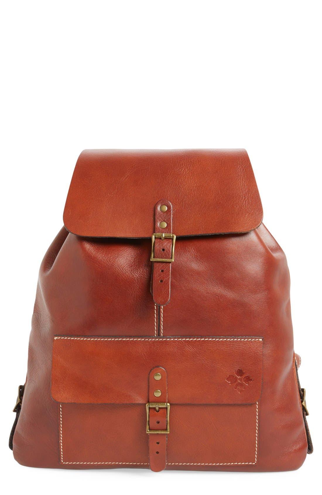 Alternate Image 1 Selected - Patricia Nash 'Atrani' Drawstring Backpack