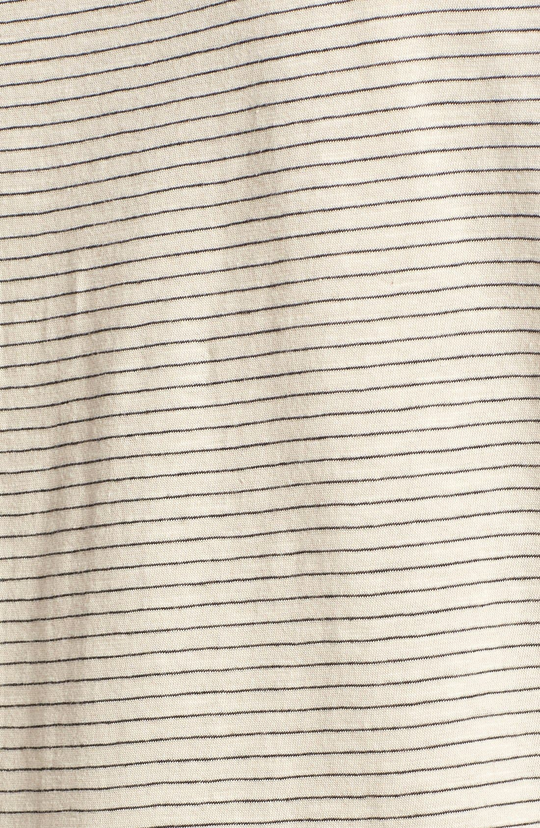Alternate Image 5  - Project Social T 'My Basic Tee' Stripe Graphic Tee